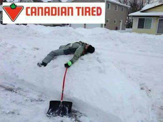 Canadian Tired
