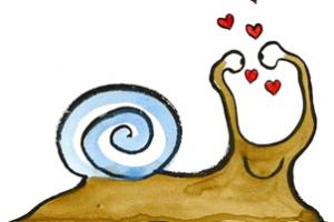 snail+love