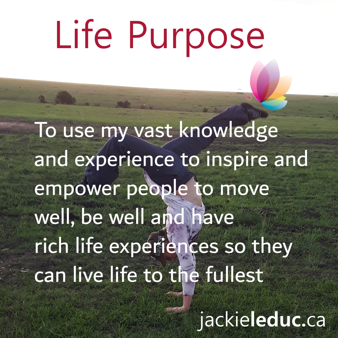 What is your Life Purpose
