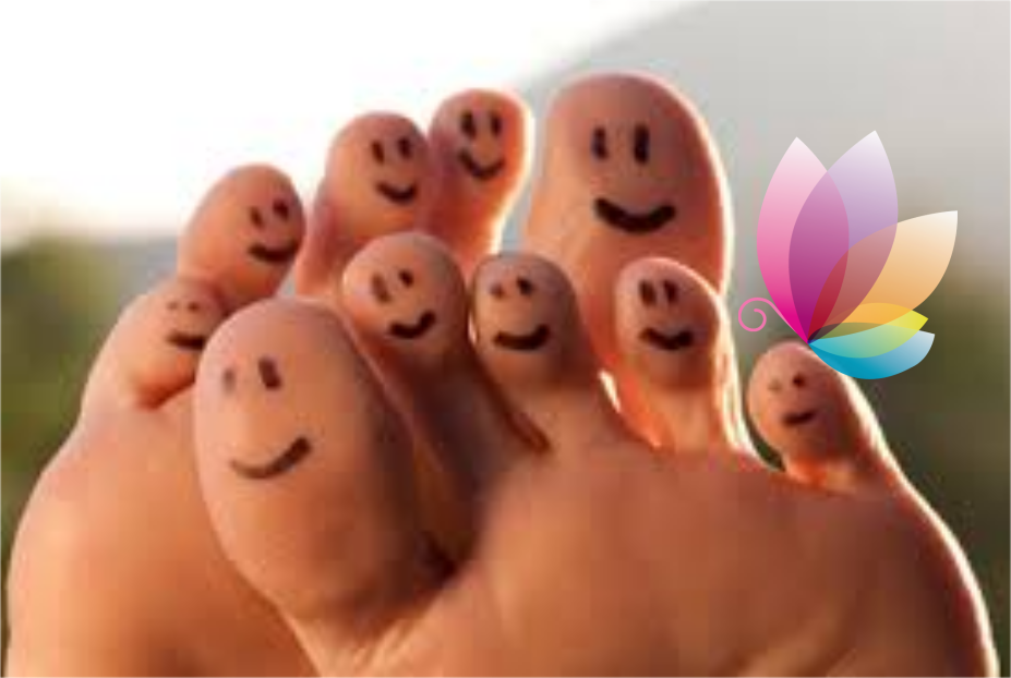 Happy feet, happy life!