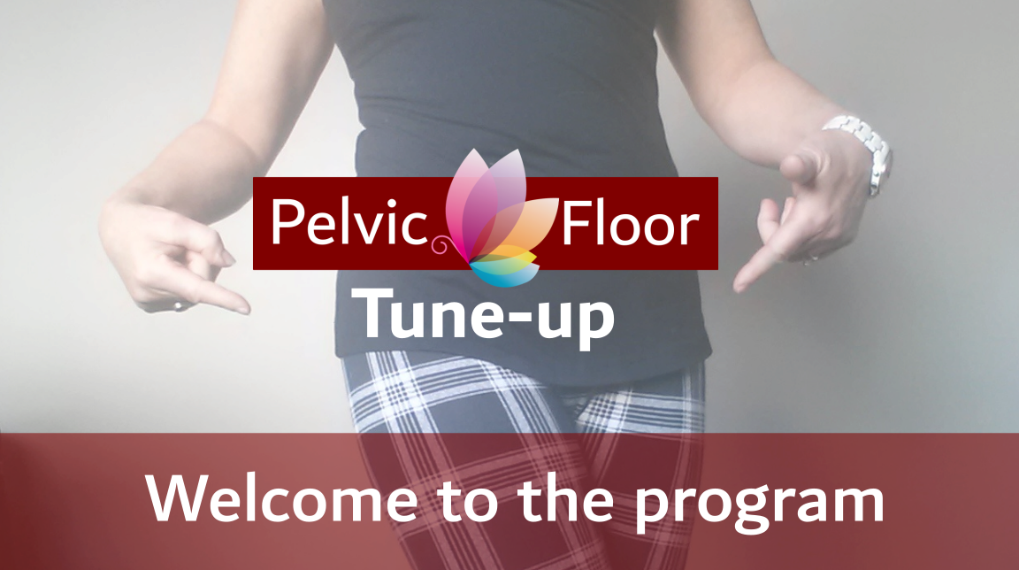 Online Pelvic Floor Tune-up Program